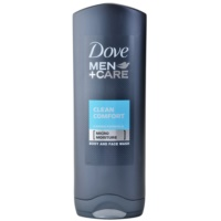 Dove Men+Care Clean Comfort tusfürdő gél