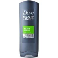 sprchový gel na tělo a obličej