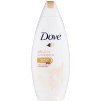 hranilni gel za prhanje za nežno in gladko kožo