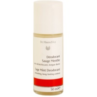 Dr. Hauschka Body Care дезодорант със салвия и мента
