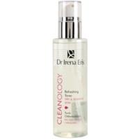 tónico refrescante para pele seca e sensível