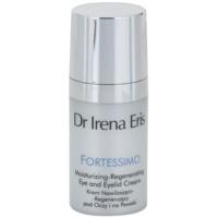 regenerierende und hydratisierende Creme für die Augenpartien