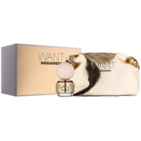 Dsquared2 Want Gift Set