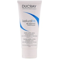 pěnivý gel pro jemné mytí podrážděné pokožky na obličej a tělo