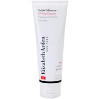 crema-espuma limpiadora  para pieles grasas