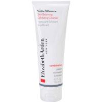 exfoliante espumoso para pieles normales y mixtas