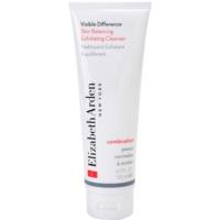 Schaum - Peeling für normale Haut und Mischhaut