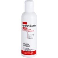 Emolium Wash & Bath fürdő emulzió száraz és érzékeny bőrre