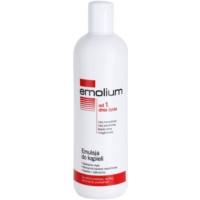 Emolium Wash & Bath Emulsion für das Bad für trockene und empfindliche Haut