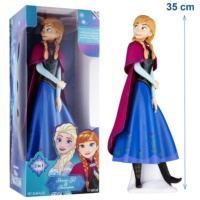 EP Line Frozen 3D Anna Shower Gel And Shampoo 2 In 1