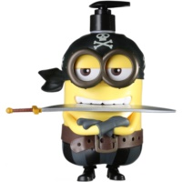 EP Line Minions 3D Pirate Shower Gel And Shampoo 2 In 1