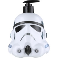 EP Line Star Wars 3D Stormtrooper Shower Gel And Shampoo 2 In 1