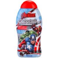 EP Line Avengers shampoing et gel de douche 2 en 1
