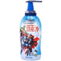 Bath Foam And Shower Gel 2 In 1 For Kids