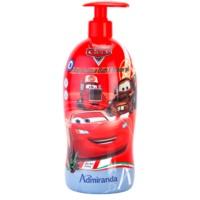 EP Line Cars 2 bain moussant et gel douche 2 en 1 pour enfant