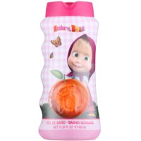 EP Line Masha and The Bear gel de douche et éponge