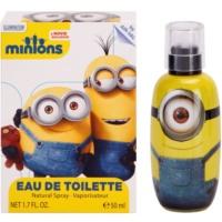 EP Line Minions Eau de Toilette para crianças