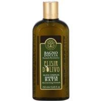 Shower And Bath Gel With Moisturizing Effect