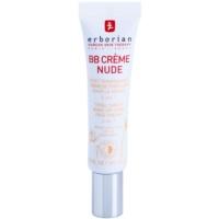 Erborian BB Cream тониращ крем за съвършен вид на кожата на лицето SPF 20 малка опаковка