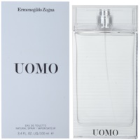 Ermenegildo Zegna Uomo Eau de Toilette for Men