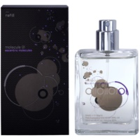 Escentric Molecules Molecule 01 Eau de Toilette unisex  Nachfüllung mit Zerstäuber