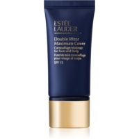 Estée Lauder Double Wear Maximum Cover Dekkende Make-up  voor Gezicht en Lichaam