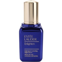 Estée Lauder Enlighten Night Serum To Treat Pigment Spots