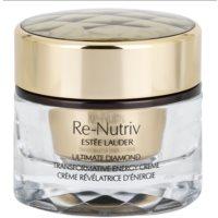 luxuriöse energiespendende Gesichtscreme mit Trüffel-Extrakt