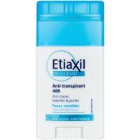 tuhý antiperspirant a deodorant pro citlivou pokožku
