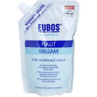 hydratační tělový balzám pro normální pokožku náhradní náplň