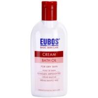 óleo de banho para peles secas e sensíveis