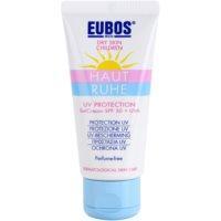 Eubos Children Calm Skin zaščitna gelasta krema SPF 30