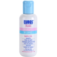 Eubos Children Calm Skin Bath Oil To Reach Soft And Smooth Skin