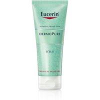 Eucerin DermoPure Reinigungspeeling für unreine Haut