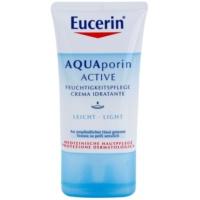 leichte feuchtigkeitsspendende Creme für normale Haut und Mischhaut