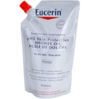 душ-олио за чувствителна кожа пълнител