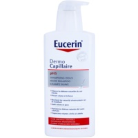 Eucerin DermoCapillaire шампоан  за чувствителна кожа на скалпа