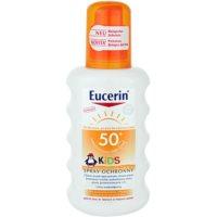 ochronny spray dla dzieci SPF 50+