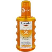 Eucerin Sun spray solar SPF 50