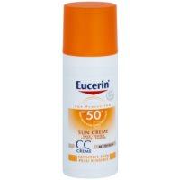 Eucerin Sun CC Cream SPF50+