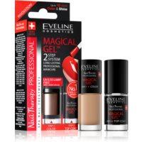 Eveline Cosmetics Nail Therapy Professional gel de unghii fara utilizarea UV sau lampa LED