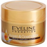 crema de noche nutritiva y calmante  antiarrugas