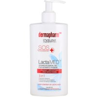Eveline Cosmetics Dermapharm LactaMED gel intime anti-irritation et anti-infection