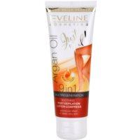 Eveline Cosmetics Argan Oil Just Epil! regenerierende Creme nach der Depilation