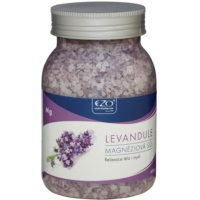 EZO Lavender Sare de baie cu magneziu pentru a relaxa corpul și mintea