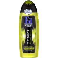 Fa Men Sport Energy Boost Shower Gel For Face Body And Hair