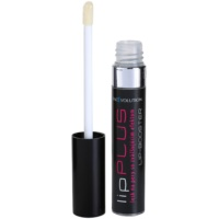 Lip Gloss With Increasing Effect