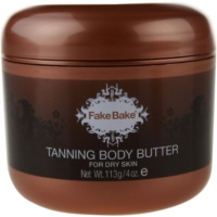 Self - Tanning Body Butter For Dry Skin