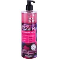 Volumen-Shampoo für sanfte und müde Haare