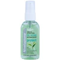 ochranný antibakteriálny gél na ruky